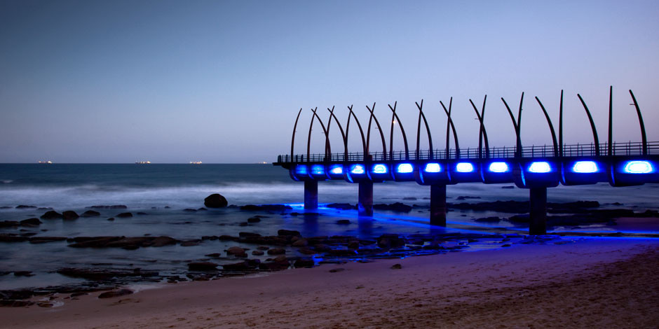 The Umhlanga Pier